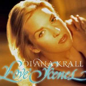 Dianna Krall  Love Scenes  REMASTERED 2 LP Set 180 Gram