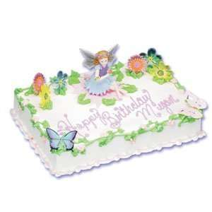 Bakery Crafts Garden Fairies Cake Kit