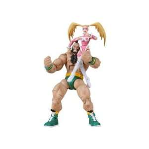 Exclusive Revolution Series 1 Action Figure 2Pack R. Mika vs. Zangief