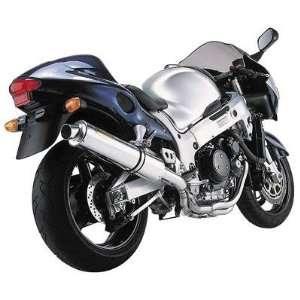 Racing Slip On Silencer   Stainless / Aluminum 609 0513 Automotive