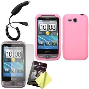 Cbus Wireless Light Pink Silicone Skin / Case / Cover, LCD