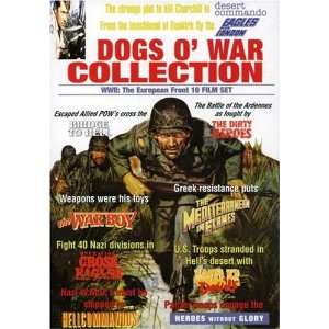 Dogs OWar Collection: WWII   The opean Front 10 Film
