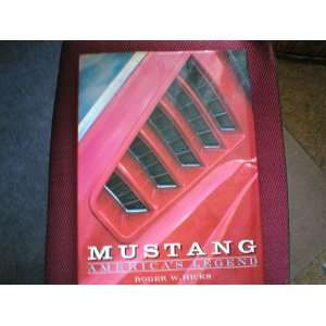 Mustang Americas Legend Books