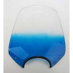 MEMPHIS SHADES HD WINDSHIELD DEL REY BLUE MEP5016 Automotive