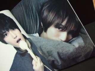 JYJ Hero jaejoong Yuchun clear file photobook calendar I phone 44s