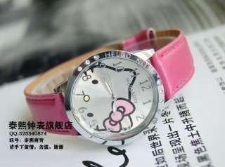 Fashion the New Cute HelloKitty WristWatch For Women Girl, the Quartz