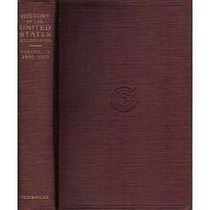 the Earliest Discovery of America to the End of 1902 (Five Volume Set