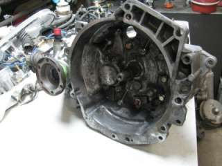 VR6 5 SPEED MANUAL TRANSMISSION DZC 02J VW MK4 99.5 03