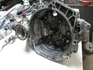 VR6 5 SPEED MANUAL TRANSMISSION DZC 02J VW MK4 99.5 03