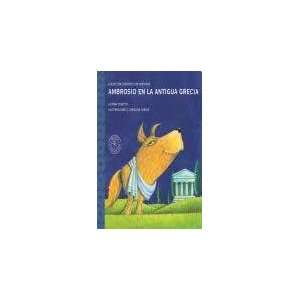 AMBROSIO EN LA ANTIGUA GRECIA (Spanish Edition