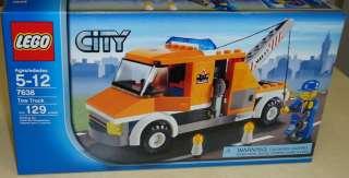 NEW Lego City Town TOW TRUCK Set #7638 Factory Sealed Box NIB