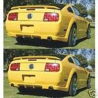 05 09 Mustang V6 Street Scene Rear Bumper Lip Valance