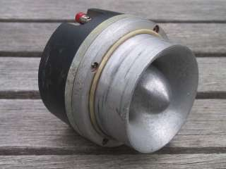 One JBL 075 HF Bullet Tweeter Speaker