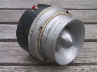 One JBL 075 HF Bullet Tweeter Speaker