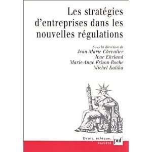 ): Jean Marie Chevalier, Ivar Ekeland, Marie Anne Frison Roche: Books