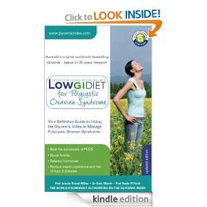 Low GI Diet for Polycystic Ovarian Syndrome Your definitive guide to
