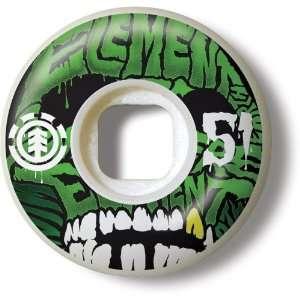 Element Skateboard 4 Wheel Set (51mm, Beyond)