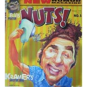 Nuts Humor Magazine No. 5 (February 1998): C. Desrochers: Books