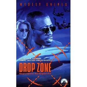 Drop Zone [VHS]: Wesley Snipes, Gary Busey, Yancy Butler