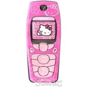 RARE ORIGINAL HELLO KITTY NOKIA 6010 PHONE BY SANRIO