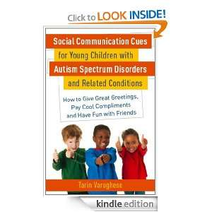 Social Communication Cues for Young Children with Autism Spectrum