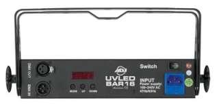 American DJ UV LED BAR 16 High Output LED Black Light