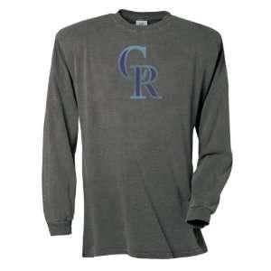 Big Time Play Garment Dye Long Sleeve T Shirt