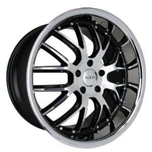 XIX X27 20X8.5 20X10 Benz C300 C320 C350 Staggered Wheels Rims Black