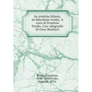 xilografie di Gino Barbieri (Italian Edition) Giordano Bruno Books