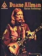 Duane Allman Guitar Anthology Tab Book NEW