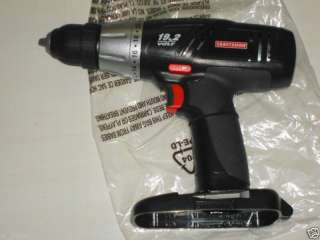 Craftsman 19.2 volt 3/8 Inch Drill 315.115510 (Bare Tool)
