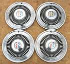 1964 CHEVY IMPALA 14 HUBCAPS, WHEEL COVERS, SET OF 4 ~HARD TO FIND