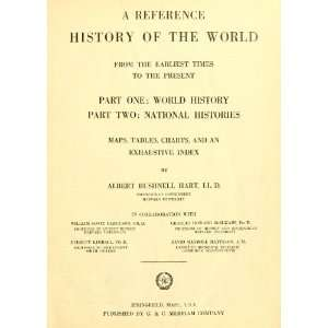 Two: National Histories; Maps, Tables, Charts, And An Exhaustive Index
