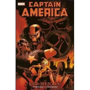 Captain America Red Menace Volume 2 Ed Brubaker Books