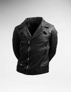2010 Men Slim Fit Des Fashion PU Leather Short Jacket