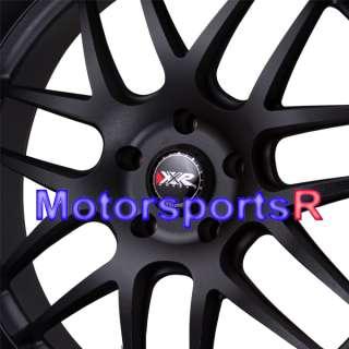 20 9 11 XXR 526 Flat Black Rims Lip Staggered Wheels 03 07 Infiniti