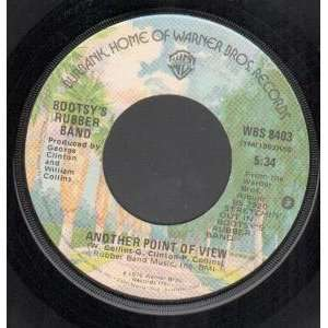 INCH (7 VINYL 45) US WARNER BROS 1976 BOOTSYS RUBBER BAND Music