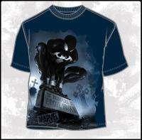 Marvel Comics Spider Man, Venom Tombstone T Shirt, NEW