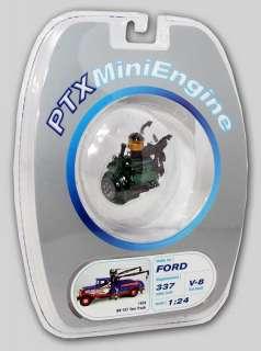 FORD 337 C.I. FLAT HEAD V8   1/24 PTX Engine #28001 NEW
