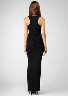 Nicole Miller Official Store, NIMI 2864 JERSEY MAXI DRESS