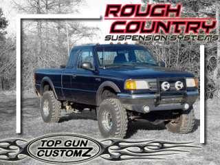 83 97 Ford Ranger 2WD 4 Suspension Lift Kit