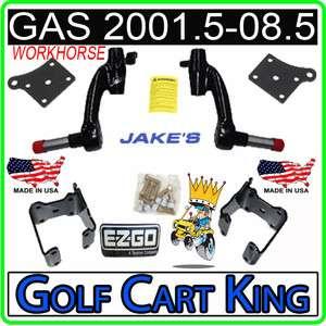 Spindle Lift Kit EZGO 1200 Workhorse Golf Cart 2001 Up