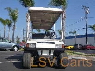 Gas 6 passenger Golf Cart 11hp 350cc Engine DS Runs Great limo