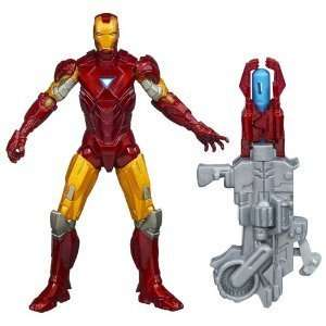 The Avengers Movie 3.75 inch Action Figure #3 Iron Man