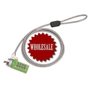 Price/2 pcs)WHOLESALE CablesToBuy™ Notebook / Laptop Security Cable