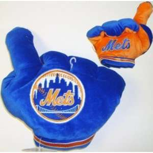 New York Mets Officially Licensed Plush Fan Finger