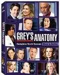 Complete Sixth Season Patrick Dempsey (DVD