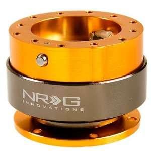 NRG Gen 2.0 Steering Wheel Quick Release Kit Royal Pink
