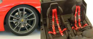 TREMONIA Transkit for Ferrari 430 Scuderia by Hot Wheels 1/18