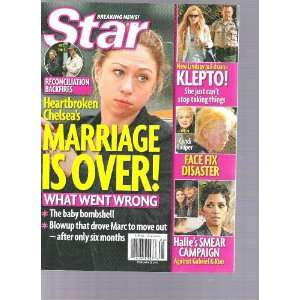 Magazine (Chelseas Marriage Is Over, February 2011): Various: Books